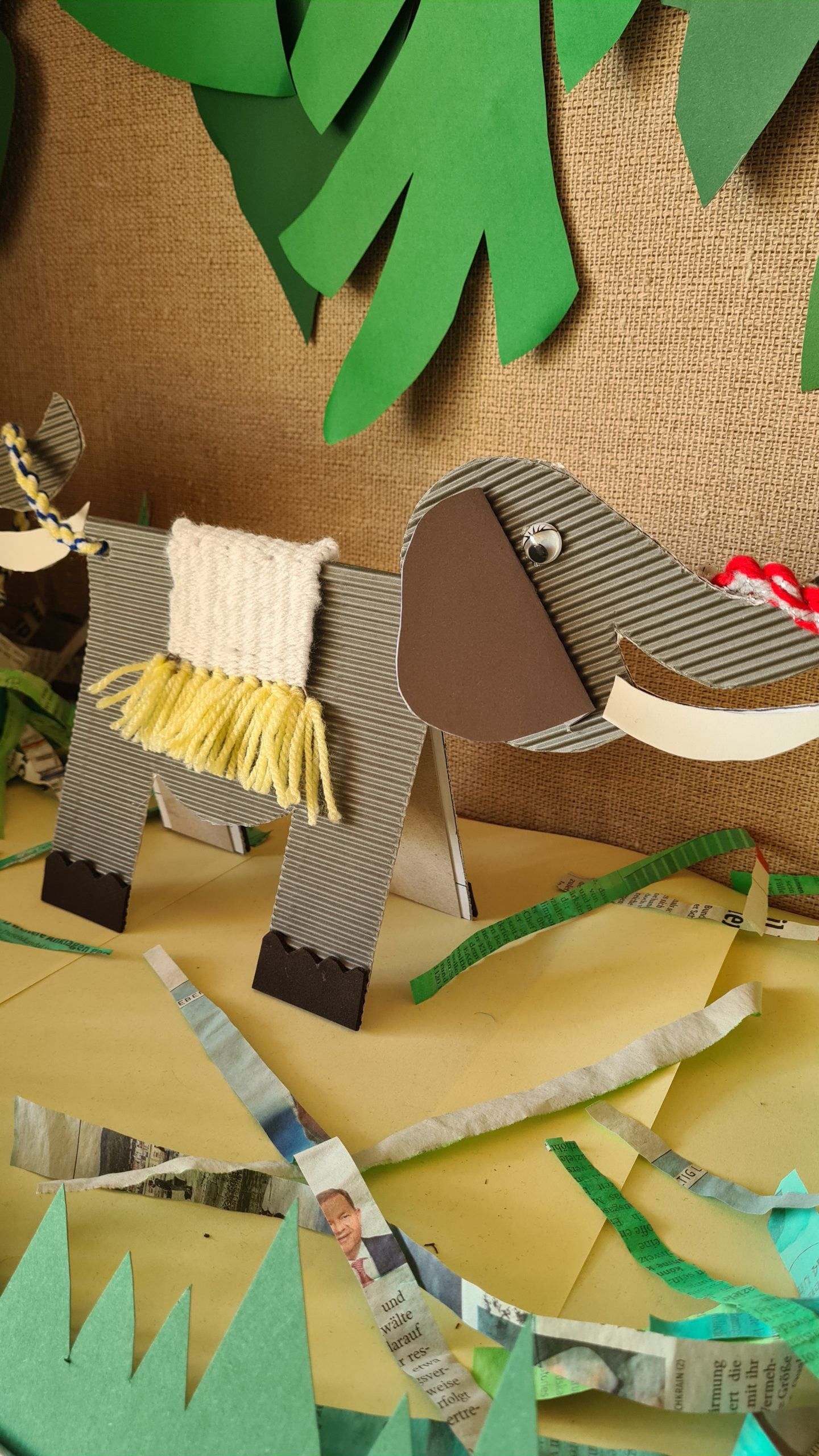 Read more about the article Der Elefant im Stiegenhaus